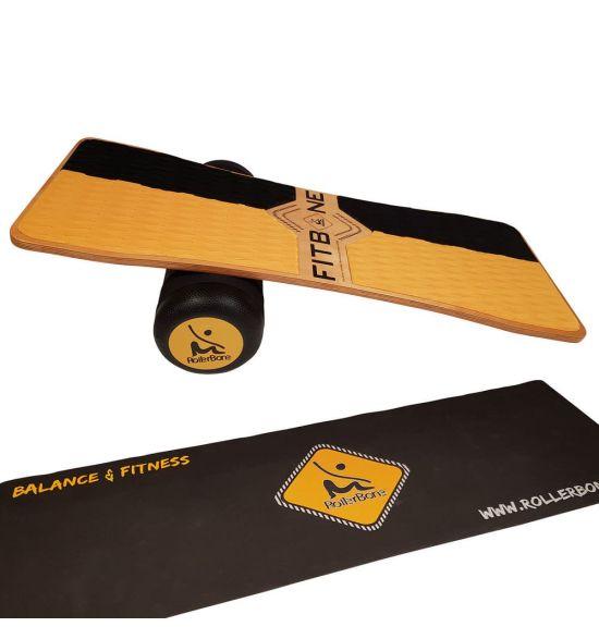 Rollerbone Fitbone Pro set + carpet