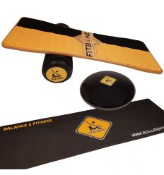 Rollerbone Fitbone Pro set + carpet + Softpad