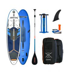 "STX Freeride 10'6"" Blue 2020 Inflatable SUP"