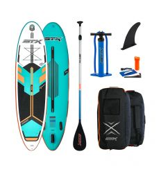 "STX Freeride 10'6"" Mint 2020 Inflatable SUP"