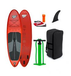 "STX Storm Freeride 10'4"" Red 2020 Inflatable SUP"