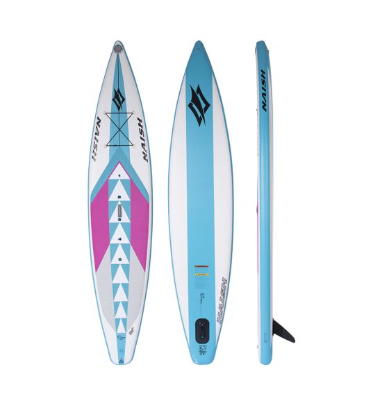 "Naish Air One Alana 12'6"" S25 Inflatable SUP"