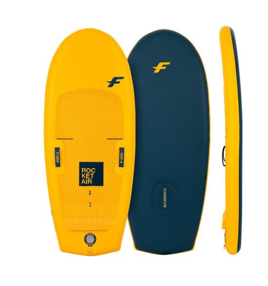 F-one Rocket AIR 2021 inflatable foilboard