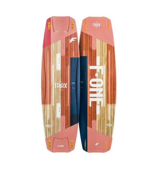 F-one Trax HRD LT 2021 Papaya kiteboard