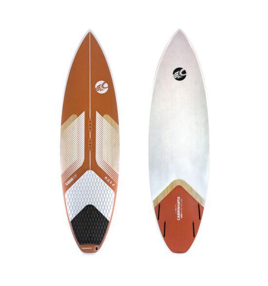 Cabrinha S-Quad 2021 surfboard