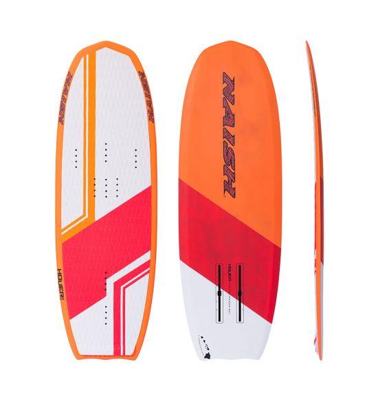 Naish Hover Custom 143 kite S25 foilboard