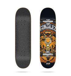 "Flip Gonzalez Comix 31.60"" Complete skateboard"