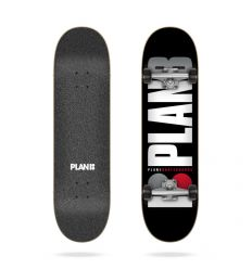 "Plan B Team Og Black 31.60"" Complete skateboard"