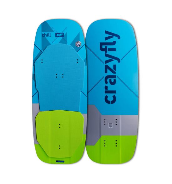 Crazyfly Chill 2021 foilboard