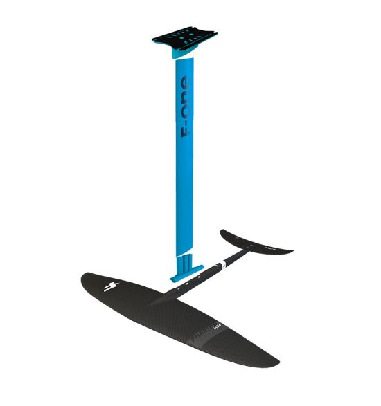 F-one Phantom Carbon 1480 and mast Hydrofoil complete set