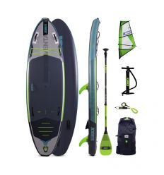"Jobe Venta 9'6"" SUP board and Sail 2021 Package"