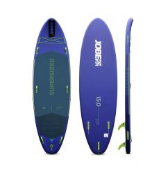 "Jobe SUP'ersized 15'0"" 2021 Inflatable SUP"