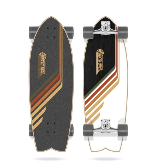 """Long Island Manly 30"""" Surfskate"""