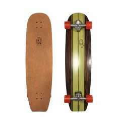 "DEMO/USED Yow Byron Bay 38"" Classic Series surfskate"