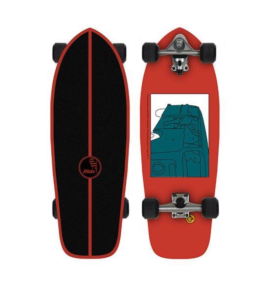 """Slide Surfskate SK Heritage 30"""""""