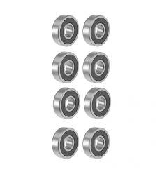 Slide ABEC 7 Bearings pack 8pcs