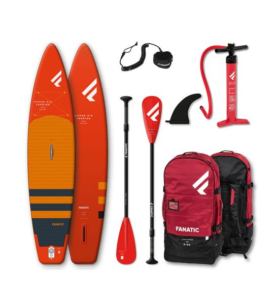 Fanatic Ripper Air 10' Touring 2021 Inflatable SUP package