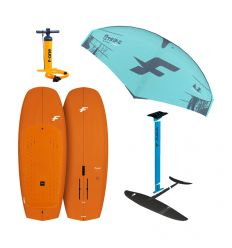 "F-One Rocket 6'0"" with Strike Wing package"
