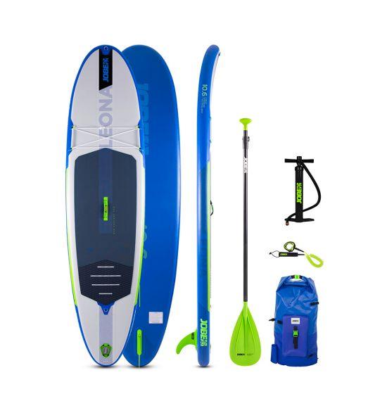 "Jobe Leona 10'6"" 2021 Inflatable SUP Package"