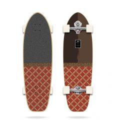 "Yow Teahupoo 34"" Power Surfing Series surfskate"