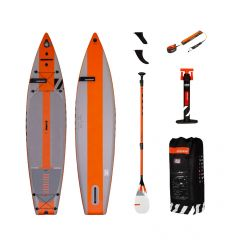 """RRD Air EVO Tourer 12'0"""" Y26 2021 Inflatable SUP Package"""