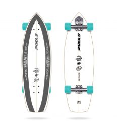 Yow La Loca 31.5″ Pukas surfskate