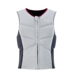 Prolimit Women Oxygen Vest Half Padded - Front Zip