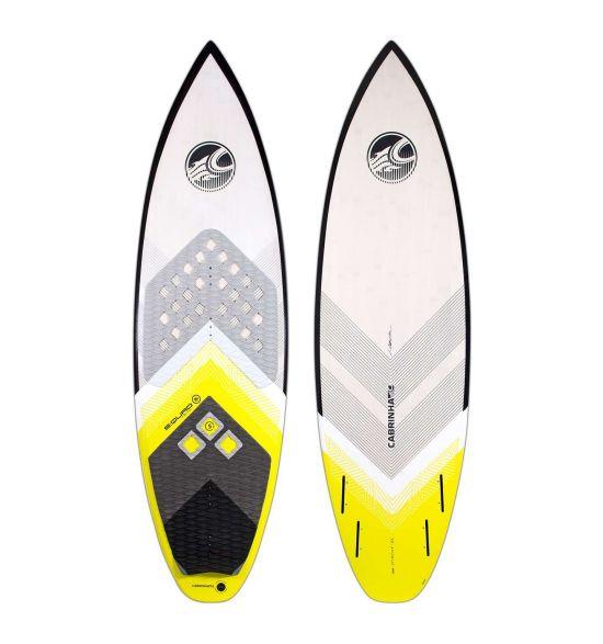 Cabrinha S-QUAD 2018 kite surfboard