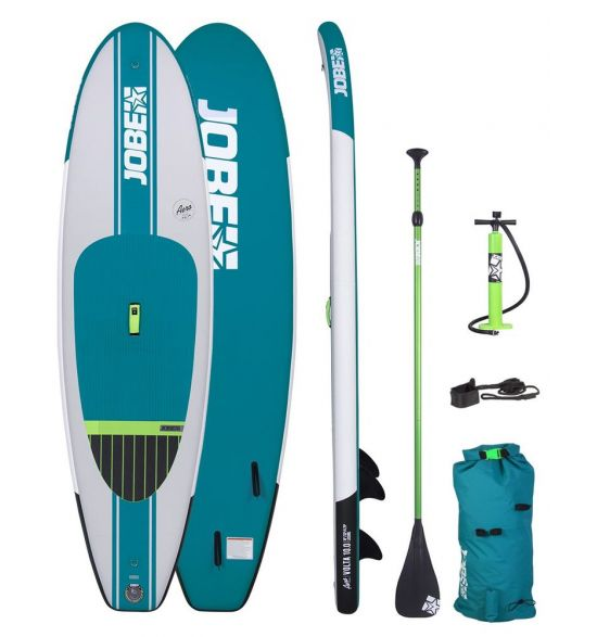 """Jobe Volta 10'0"""" Inflatable SUP package 2017"""