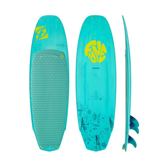 F-One Slice Carbon Surfboard 2019