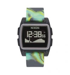 NIXON Base Tide 38mm Green Jellyfish