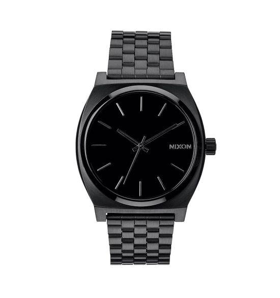NIXON Time Teller 37mm All Black