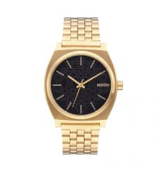 NIXON Time Teller 37mm Gold / Black / Stamped