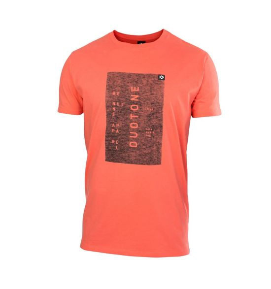 Duotone Tee SS Branded 2020