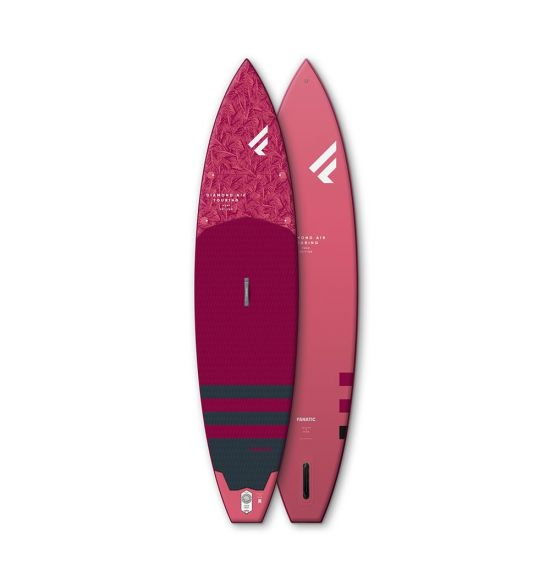 """Fanatic Diamond Air Touring 11'6"""" 2020 Inflatable SUP"""