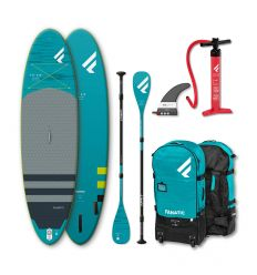 "Fanatic Fly Air Premium/C35 10'4"" 2020 SUP package"