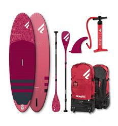 "Fanatic Diamond Air 9'8"" 2020 SUP package"