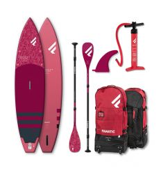 "Fanatic Diamond Air Touring 11'6"" 2020 SUP package"