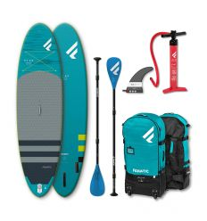 "Fanatic Fly Air Premium/Pure 9'8"" 2020 SUP package"