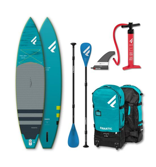"Fanatic Ray Air Premium/Pure 13'6"" 2020 SUP package"